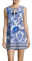 Tommy Bahama Split Neck Spa Dress