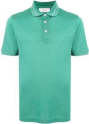 Cerruti Contrast Stripe Polo Shirt