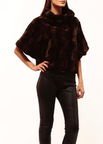 Johanne Beck - Faux Fur Top Use Promo Code Fur20 For Additional 20% Off