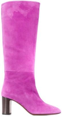 Carel Theesee chunky-heel boots