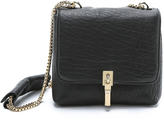 Elizabeth and James Cynnie Mini Double Chain Cross Body Bag