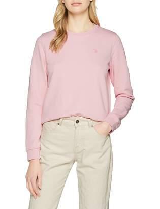 Gant Women's Tonal Shield C-Neck Sweat Sweatshirt