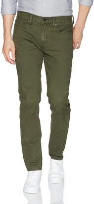Lucky Brand Men's 121 Heritage Slim in Forest Night