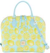 Dooney & Bourke Limone Zip Zip Satchel