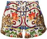 Dolce & Gabbana Shorts Girl's Shorts