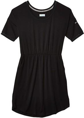 Columbia Slack Watertm Knit Dress (Black) Women's Dress