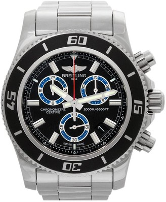 Breitling 2010 pre-owned Superocean 45mm