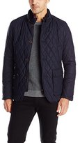 Ted Baker Men's Quilted 4 Pocket Jacket