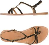 Jerome Dreyfuss Toe strap sandals
