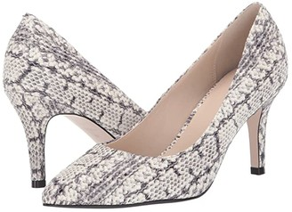 Cole Haan G.Os Juliana Pump 75 (Natural Python Print/Leather) Women's Shoes
