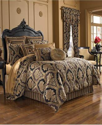 J Queen New York Five Queens Court Reilly Queen Comforter Set Bedding