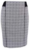Calvin Klein Petite Textured Pencil Skirt.