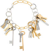 Balenciaga Key Charm Necklace