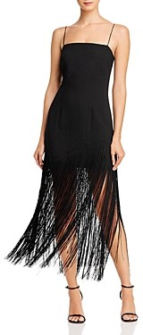 Glamorous Fringe Trim Maxi Dress - 100% Exclusive