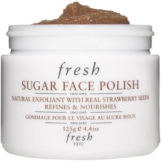 Fresh Sugar Face Polish, 125g