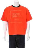 Opening Ceremony Oversize Logo T-Shirt
