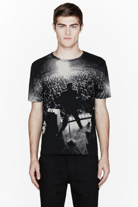Opening Ceremony Black Shake, Rattle & Roll t-shirt