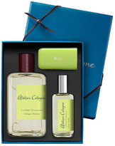 Atelier Cologne Cedrat Enivrant Cologne Absolue, 200 mL with Personalized Travel Spray, 30 mL
