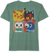 JEM Pokémon Graphic-Print T-Shirt, Little Boys (2-7)