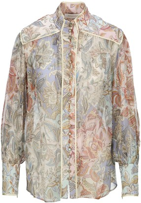 Zimmermann Lucky Bound Blouse
