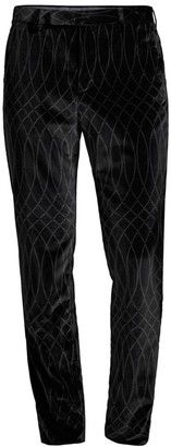 Paul Smith Laser-Print Velvet Pants