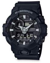 G-Shock 3D Dial Resin Strap Watch