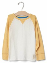 Gap Long sleeve baseball tee