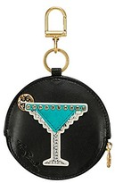 Tory Burch Martini Coin Case Key Fob