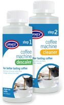 URNEX® Coffee Machine Descaling and Cleaning Kit