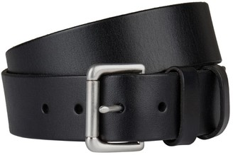 Ralph Lauren Leather Logo Patch Belt