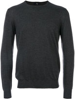 Fay crew neck jumper - men - Virgin Wool - 46