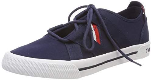 ce0c06ce Women Tommy Hilfiger Shoes Navy - ShopStyle UK