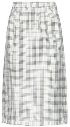 Massimo Alba 3/4 length skirt