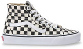 Vans Sk8-Hi Tapered Womens Black & True White Shoes