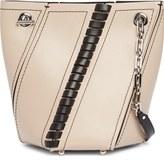 Proenza Schouler Hex Whipstitch Leather Bucket Bag