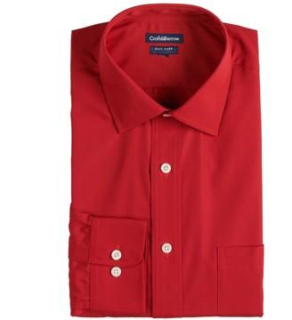 Croft & Barrow Men's Slim-Fit Easy-Care Spread-Collar Dress Shirt