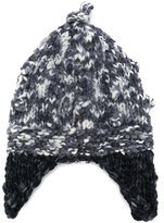 Etro chunky knit beanie - men - Wool - One Size