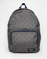 Original Penguin Backpack With All Over Print