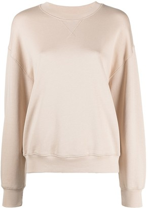 Filippa K Soft Sport Dropped-Shoulder Sweatshirt