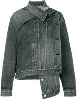 Balenciaga Pulled denim jacket