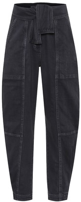Ulla Johnson Storm high-rise carrot jeans