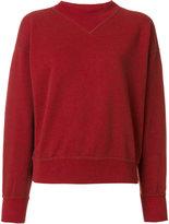 Etoile Isabel Marant Moby sweatshirt - women - Cotton/Polyester - 36
