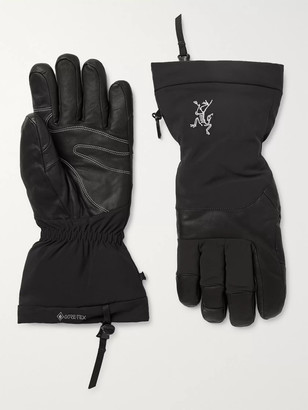 Arc'teryx Fission Sv Gore-Tex And Leather Gloves