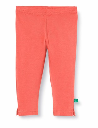 Fred's World by Green Cotton Baby Girls' Alfa 3/4 Leggings