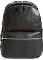 Shinola 'Runwell' Leather Laptop Backpack