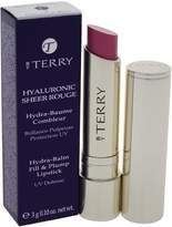 by Terry Hyaluronic Sheer Rouge Hydra Balm Fill and Plump Lipstick UV Defense