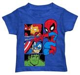 Spiderman Toddler Boys' T-Shirt - Royal Heather