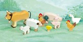 The Well Appointed House Le Toy Van Child's Farmyard/Barnyard Toy Animal Set