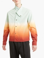 J.w. Anderson Graduated Asymmetric Collar Shirt