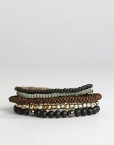 ICON BRAND Mixed Beaded Bracelet Pack